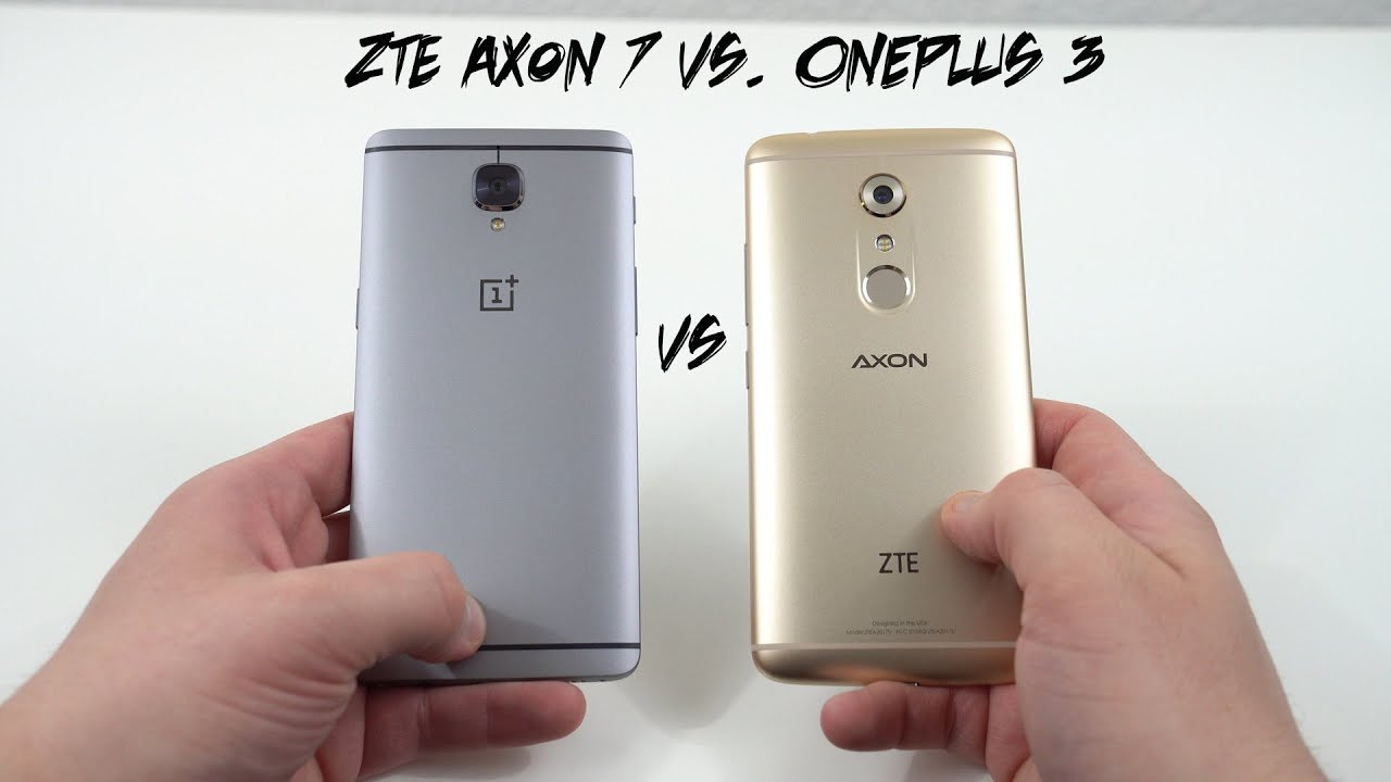 carry listening zte axon 7 vs le pro 3 definitely