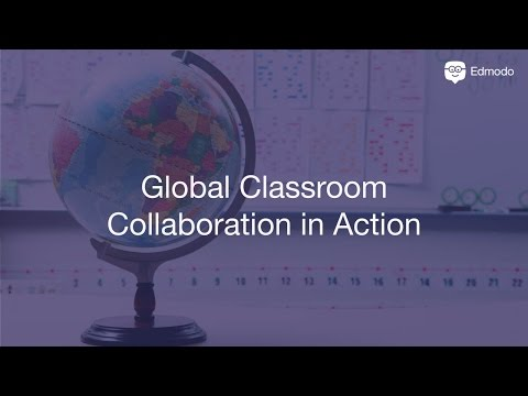 EdmodoCon 2015  No Passport Required: Global Classroom Collaboration in Action