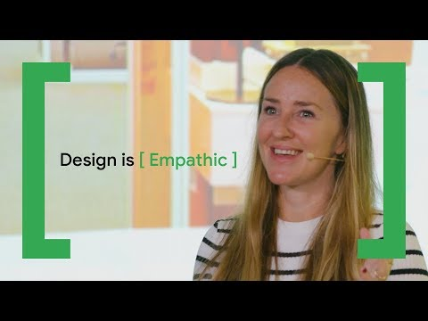 Design Is [Empathic] – A Talk on Empathy, Humanity and Designing AI