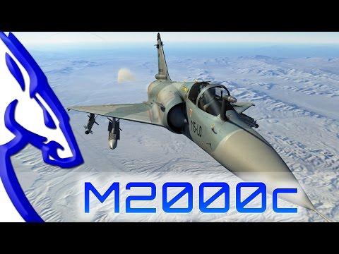 DCS World: Dassault Mirage 2000c