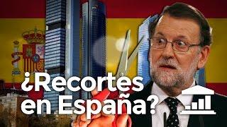 ¿Han funcionado los RECORTES de RAJOY en ESPAÑA? - VisualPolitik