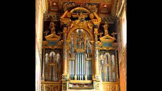 Johann Sebastian Bach Organ Favorites