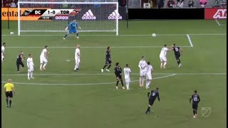 Best Goal of Wayne Rooney & Zlatan Ibrahimovic in MLS
