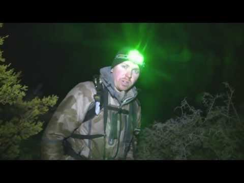 High Winds Bust Chris's Deer Hunt