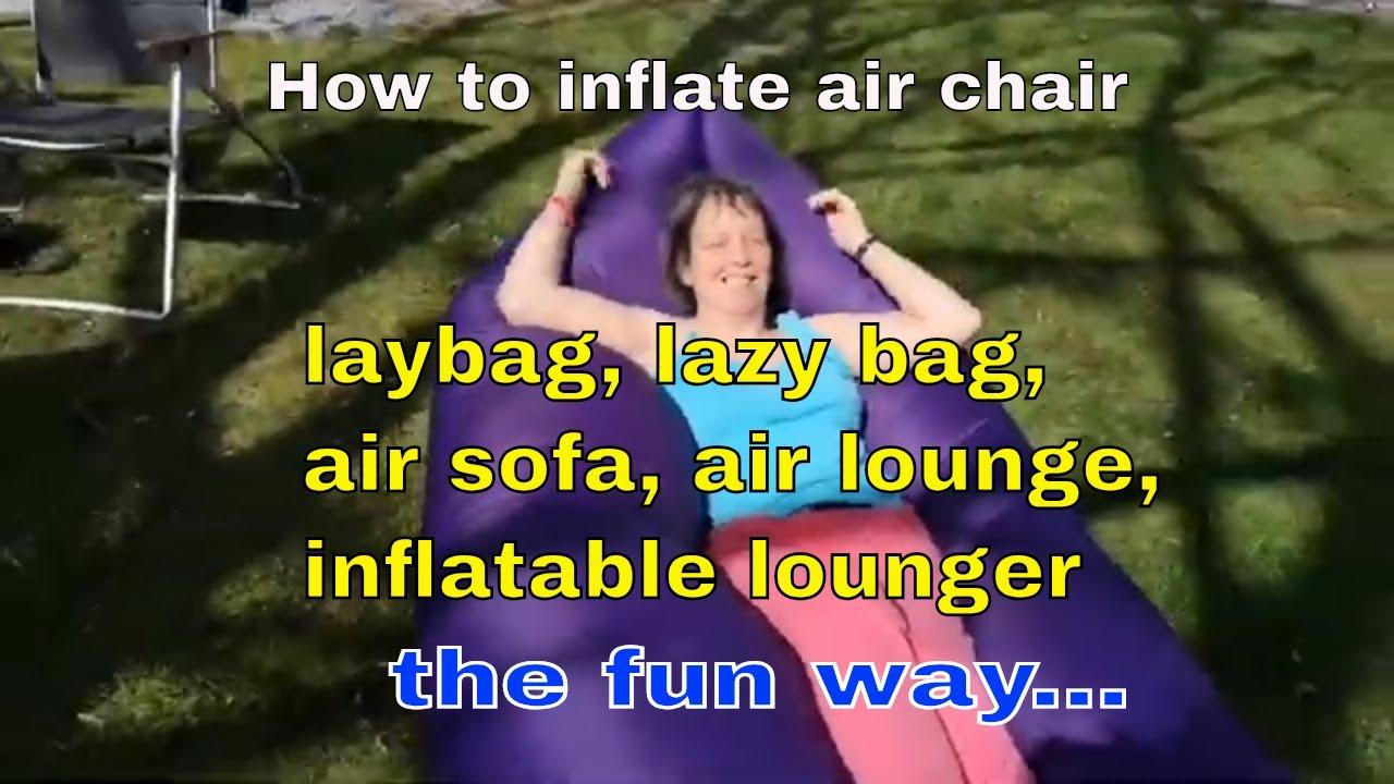 Aufblasen lidl air lounger Best Inflatable