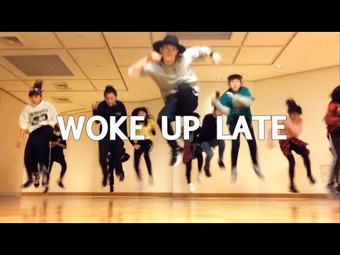 """ Woke Up Late (feat. Hailee Steinfeld) "" Drax Project / Choreography by Takuya"