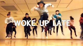 """ Woke Up Late (feat. Hailee Steinfeld) "" Drax Project / Choreography by Takuya"