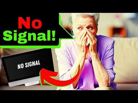 Tales From Tech Support- There's no signal!