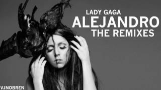 Lady Gaga - Alejandro (Chew Fu Club Mix) HD