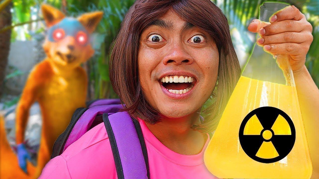 Download Dora The Explorer Finds The VACCINE