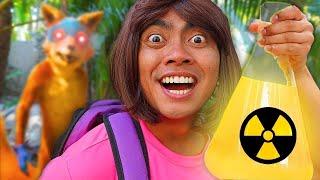 Dora The Explorer Finds The VACCINE