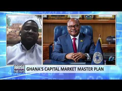 Ghana's Capital Market Master Plan - Apakan Securities