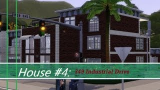 The Sims 3: 349 Industrial Loft