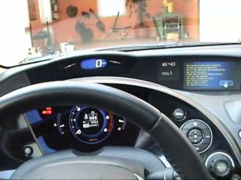 Honda Civic 2.2 i-CTDi Executive SLO - YouTube