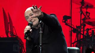 Phil Collins Live 2019 ⬘ 4K 🡆 Hang in Long Enough 🡄 Sept 24 - Houston, TX