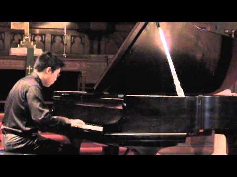 Matthew Chu Beethoven Piano Sonata Op. 14 No. 2, 3rd Movement (Scherzo: Allegro assai)