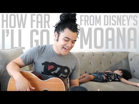 "OTS: ""How Far I'll Go"" - From Disney's Moana"
