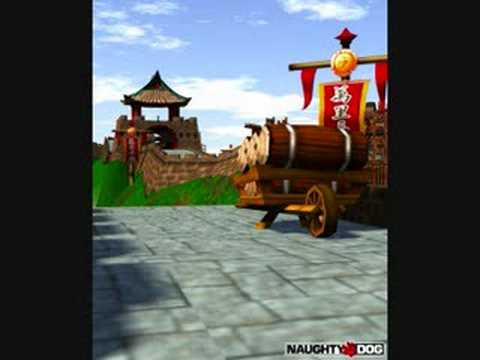 Crash Bandicoot 3 - Orient Express, Midnight Run Music