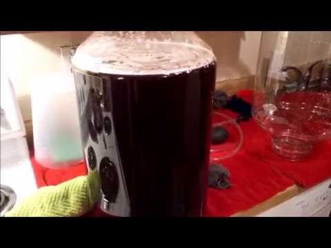 Making Cherry Mead (Melomel) part 2