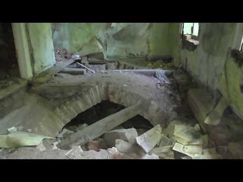 Загадка старого дома. Арочный подвальчик под полами