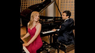 """Vieness Duo - Saint-Saëns, """"Fossils"""" from Carnival of the Animals"""