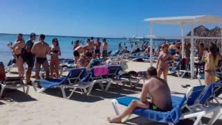Доминикана 3 фильм, пляж Бока-Чика, утро