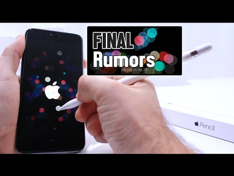 iphone 7 rumors apple iphone 7 rumors 11554