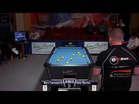 IPA English Championships 2017 FINAL- Farnsworth v Blurton