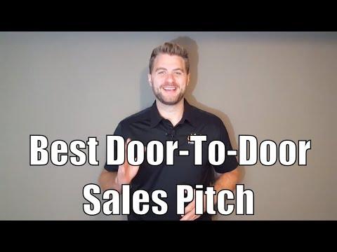 Improve Your Door-to-Door Sales Pitch