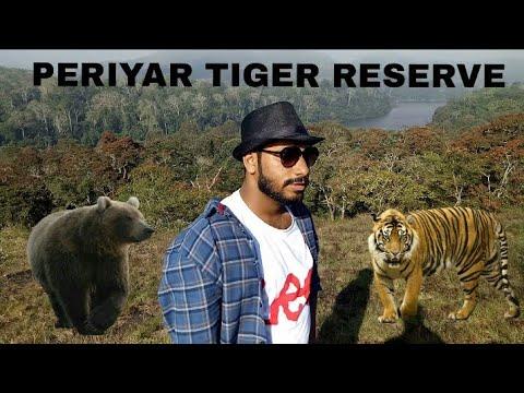 Periyar Tiger Reserve Kerala. Thekkady,idukki
