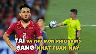 Bản tin Troll Bóng Đá số 91: TÀI và thủ môn Philippines sáng nhất tuần này!