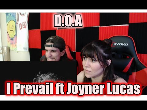 Joviaa Reacts: I prevail ft. Joyner Lucas (D.O.A)
