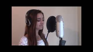Words Get In The Way - by Gloria Estefan (cover by Cecilia Pincov)