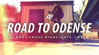 ROAD TO ODENSE | CLG CSGO ESL Pro League Season 6 Week 3 Highlights