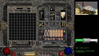 Diablo 2 - 15ed Superior Dusk Shroud Drop - Holy Grail (Single Player / Plugy)
