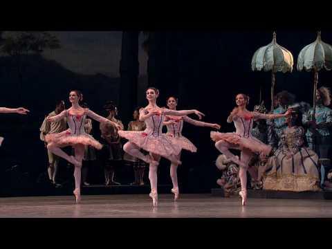 Royal Ballet's THE SLEEPING BEAUTY TRAILER