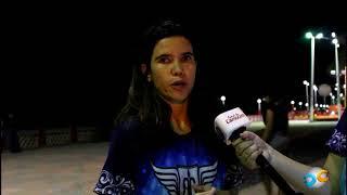 Confira mais uma ação do Instituto Anjos da noite, realizada na avenida beira mar.