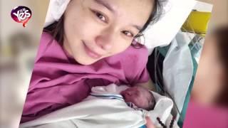 徐若瑄產后出院  闊別5個月終回家