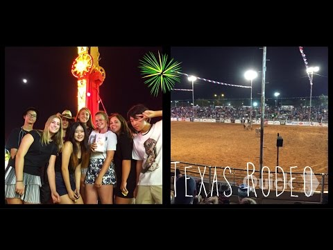 Texas Rodeo - Claudia's Travels
