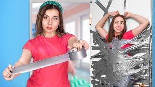 Sibling Prank Wars! 15 Funny Sister Pranks!