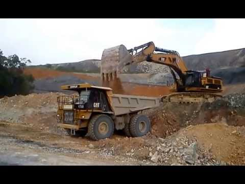 PT J RESOURCES penjom gold mine,,area bukit putri manik pit