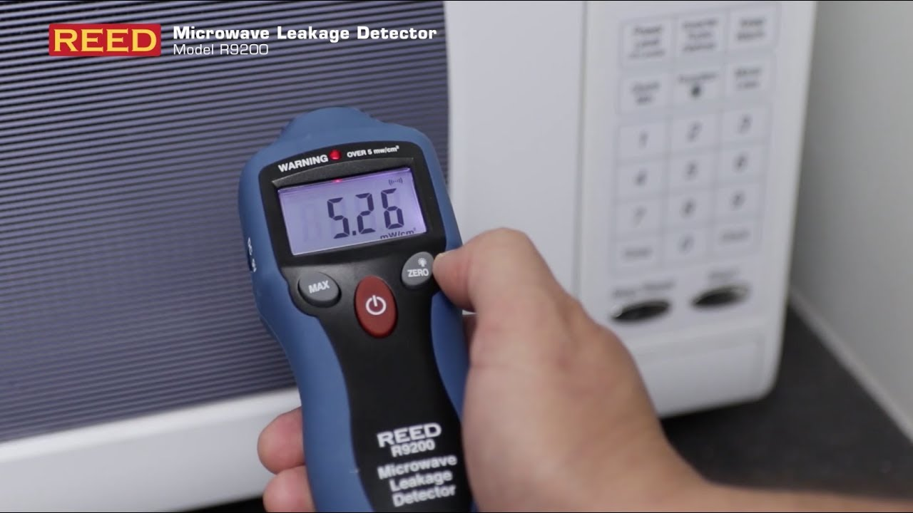 R9200 Microwave Leakage Detector You