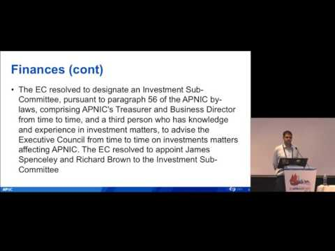 APRICOT 2017 - APNIC AGM (2)