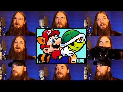 Super Mario Bros. 3 - Overworld 1 Acapella
