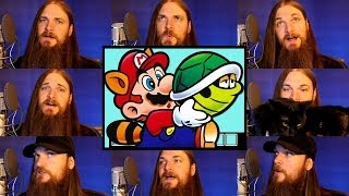 Repeat youtube video Super Mario Bros. 3 - Overworld 1 Acapella