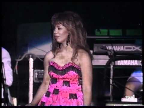 Donna Summer - Live in Lloret de Mar Spain 1990 (Full).avi
