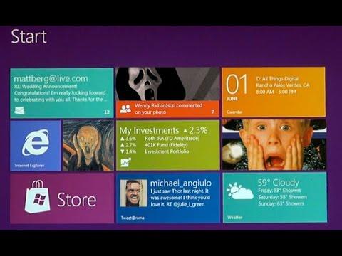 Почему не работает магазин в Windows 8
