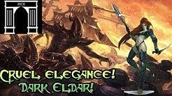 40k Lore, The Cruel Elegance of the Dark Eldar!