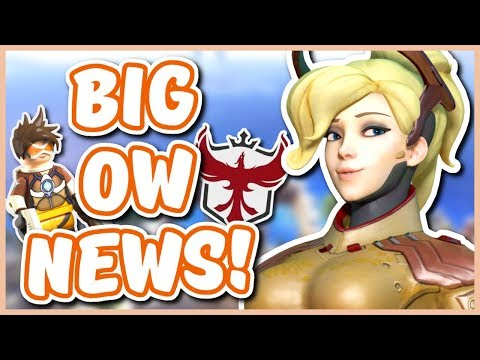 Overwatch - HERO 29 AT BLIZZCON!? NEW OWL TEAMS! HERO BUFFS AND MORE! thumbnail