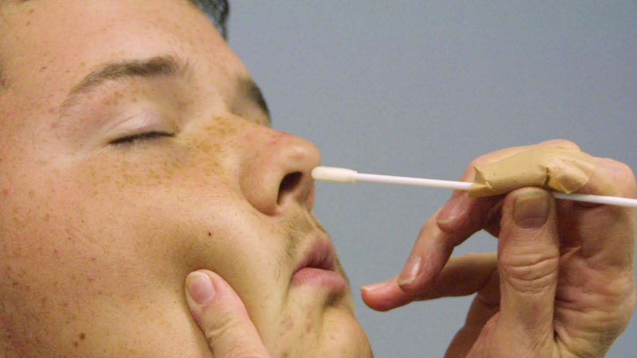 An Antibiotic Found In Our Noses Fights MRSA